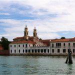 Photographie de l'Ile de San Servolo, siège du colloque 2012 de l'ICMI