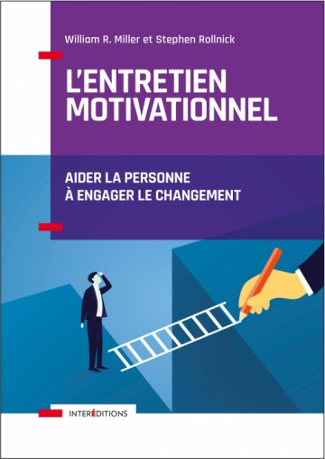 Cover book entretien motivationnel aider personne engager changement