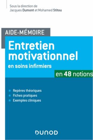 Aide-mémoire Entretien motivationnel en soins infirmiers
